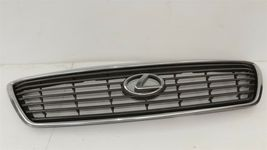 04-06 Lexus LS430 Upper Bumper Radiator Grill Grille W/Emblem Assembly  image 3