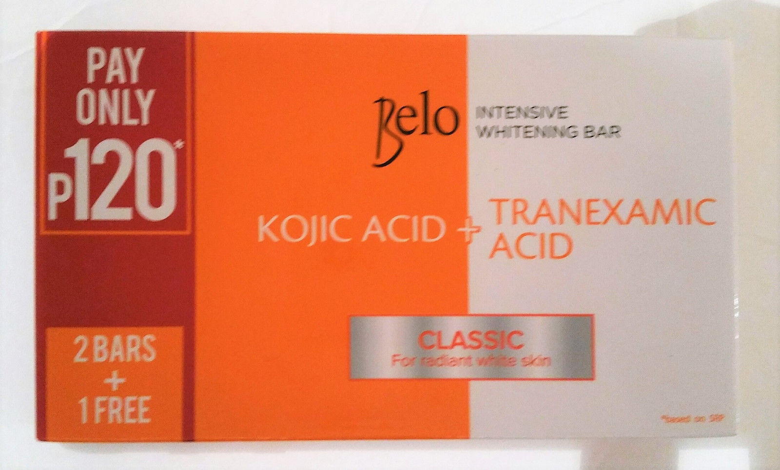 Belo Essentials Soap: 1 customer review and 3 listings