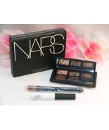 New NARS Eye Shadow Kit # 9971 6 Shades Pro Prime & Brush And God Create... - $42.31