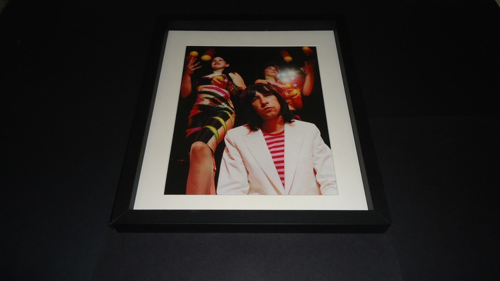Primary image for Bobby Gillespie (Primal Scream-Original picture framed