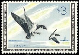 RW30, Mint XF NH DUCK Stamp - Well Centered Cat $100.00 - Stuart Katz - $50.00