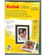 Kodak Ultra-Premium High Gloss Photo Paper  4 x 6 Pack Of 96 Sheets - $8.99