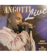 Angotti Live: The Memphis Concert by John Angotti Cd - $14.99