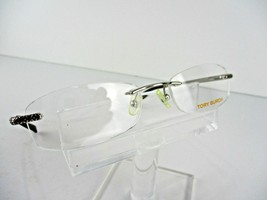NEW Tory Burch TY 1005 (102) Silver 52 x 17 135 mm Eyeglass Frames - $54.66
