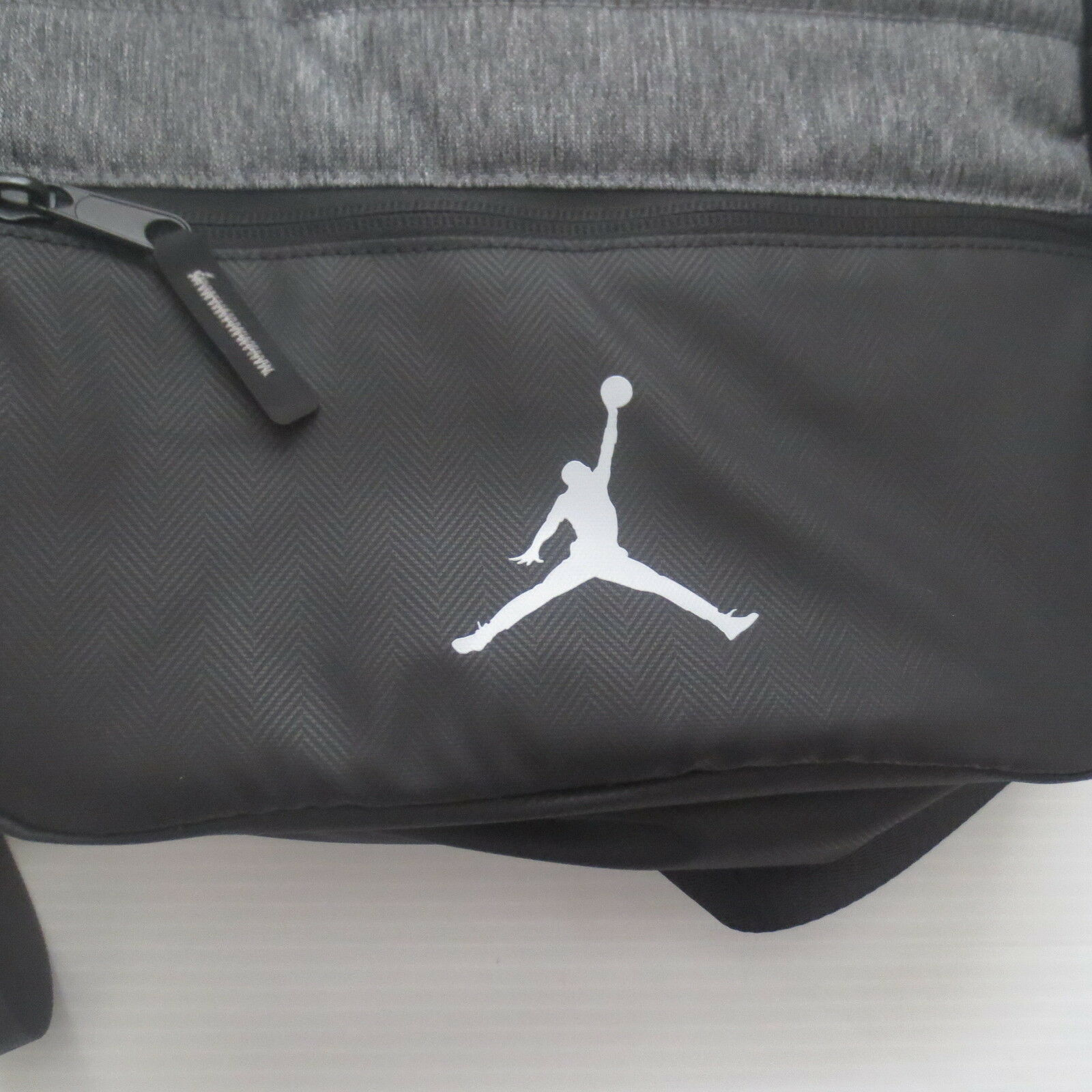 Nike Jordan Airborne Backpack - 9A1944 - Gray - NWT image 2