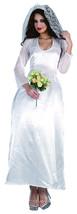 Braut Königsblau Prinzessin Kostüm Erwachsene - $26.15