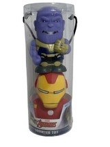 Thanos Ironman Water Squirter Toys Squirt Avengers Marvel W11 - $11.12