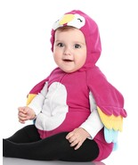 NEW NWT Carters Parrot Halloween Costume 3/6 or 6/9 Months 3 Piece Fleec... - £23.35 GBP