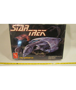AMT Star Treck 3 Piece Adversary Set Model Kit Sealed  - $35.05