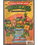 Teenage Mutant Hero Turtles #22-1990-rare U.K. edition in color-Ninja Tu... - $55.87