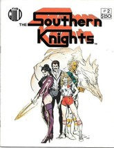 Southern Knights Comic Book Magazine #7 The Guild Butch Guice Art 1983 F... - $4.50