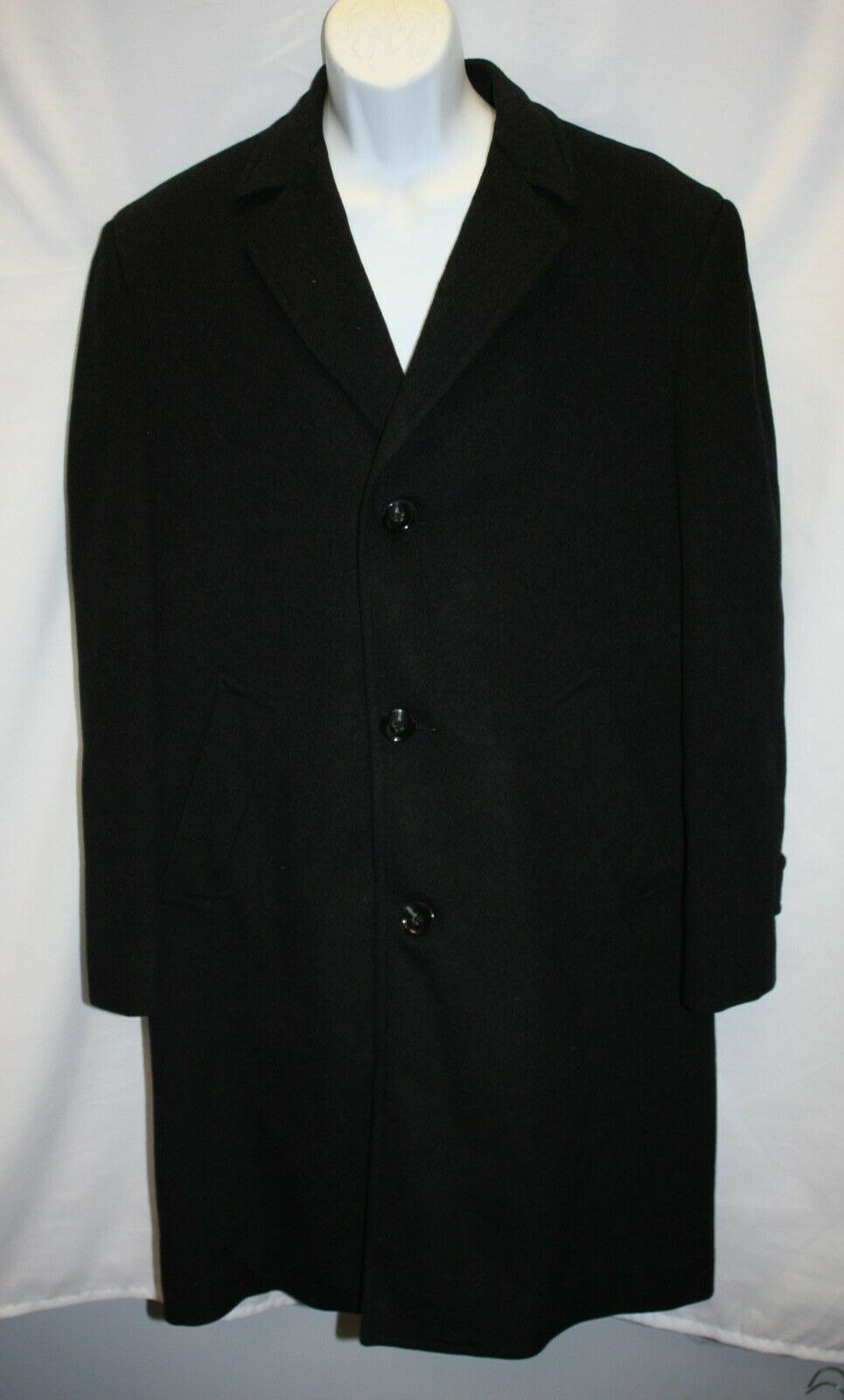 Primary image for Alexandre 100% Cashmere Coat tailor made