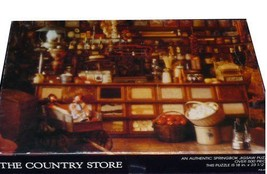 Springbok Jigsaw Puzzle The Country Store Over 500 Pieces PZL4140 - $42.32
