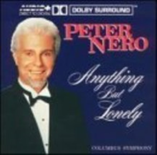 Anything But Lonely by Nero, Peter Cd