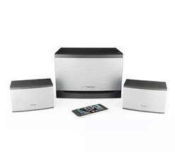 Thonet and Vander Laut Bluetooth 340 Watt Multimedia 2.1 Speaker System ... - $94.94