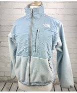 THE NORTH FACE Denali Full Zip Fleece Jacket Women's Small Blue - $43.07