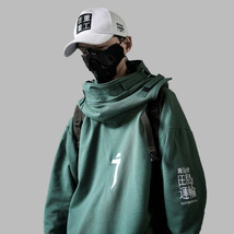 Destroyer fish mouth hooded jacket - $63.22