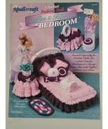 Ruffles & Ribbons Fashion Doll Bedroom fits Barbie Crochet Pattern Booklet - $8.90