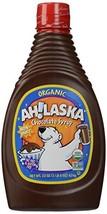 AH!LASKA Organic Chocolate Syrup, 22 oz - $18.05