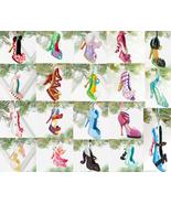 Disney Runway Shoe Christmas Ornament Theme Parks - $49.95