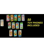50 PIECES-KIDS EDUCATIONAL TOY PLAY Y-PHONE USB LEARNING LIGHTS/MUSIC CH... - $99.00