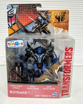 TRANSFORMERS AGE OF EXTINCTION STRAFE TOYS R US EXCLUSIVE *NEW*MINT* - $39.99