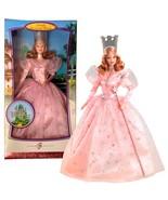 The Wizard of Oz Mattel Year 2006 Barbie Pink Label Series 12 Inch Doll - Glinda - $89.99