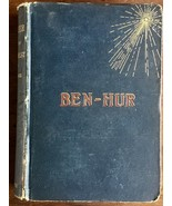 Ben-Hur Lew Wallace 1880 1st Ed Harper & Brothers - $23.65