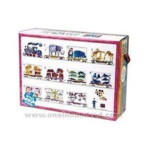 Eric Carle 1,2,3 to the Zoo Floor Puzzle - $34.00