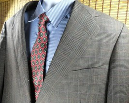 Polo Ralph Lauren Sportscoat Blazer Jacket Windowpane Sports Coat USA Ma... - $33.20