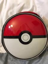 New Nintendo Pokemon Pokeball Insulated School Lunch Bag FAB NY GAME FREAK - €10,36 EUR