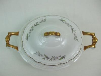 Embassy USA Vitrified China Dinner Plate unknown pattern