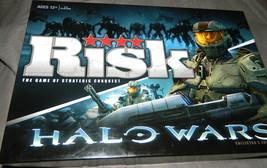 Risk Halo Wars Board Game-Complete - $20.00