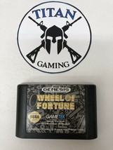 Wheel of Fortune (Sega Genesis, 1992) - $6.65