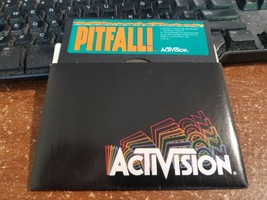 Pitfall! by Activision for the Commodore 64 128 Vintage game   - $29.69