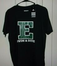 Adidas Mens Medium Eastern Michigan University New with Tags Swim & Dive... - $17.96