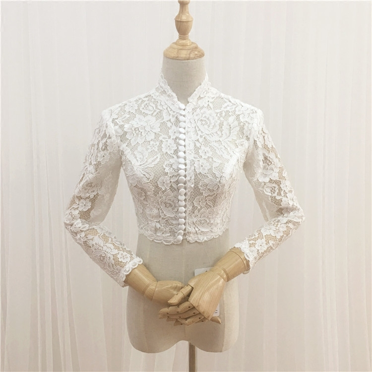 Longsleeve lace top 1