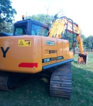 2016 SANY SY135C For Sale In Oklahoma City, Oklahoma 84042 image 4