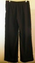 Womens Size 10 Adrianna Papell Lightweight BLACK Dress Pants - No Pockets image 2