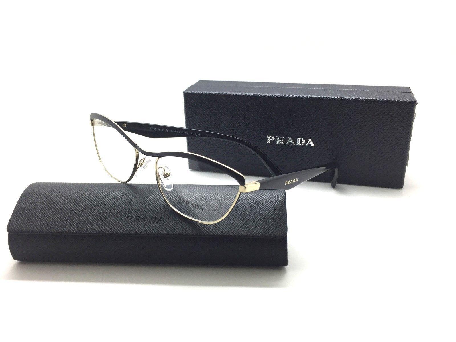 bef68362469 New Prada Eyeglasses VPR 55R QE3 101 and 50 similar items