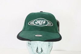 Vintage Nike Sports Specialties New York Jets NFL Football Strapback Hat... - $41.15
