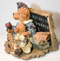 Boyds Bears: Miss Bruin & Bailey....The Lesson - Style 2259 image 5