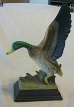 FLIGHT OF THE MALLARD FIGURINE, SPECIAL EDITION, BIRDS IN FLIGHT COLLECTION - $25.99