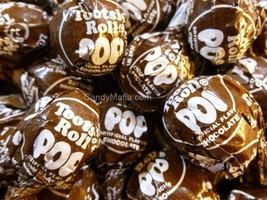 Tootsie Pops Chocolate 60 pops Chocolate Tootsie pop lollipop bulk candy... - £16.70 GBP