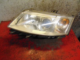 07 06 05 04 03 Saab 9-3 oem drivers side left xenon headlight assembly &... - $123.74