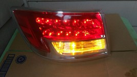 07 08 09 MAZDA CX-9 DRIVER LEFT LED TAILLIGHT TAIL LAMP - $158.35