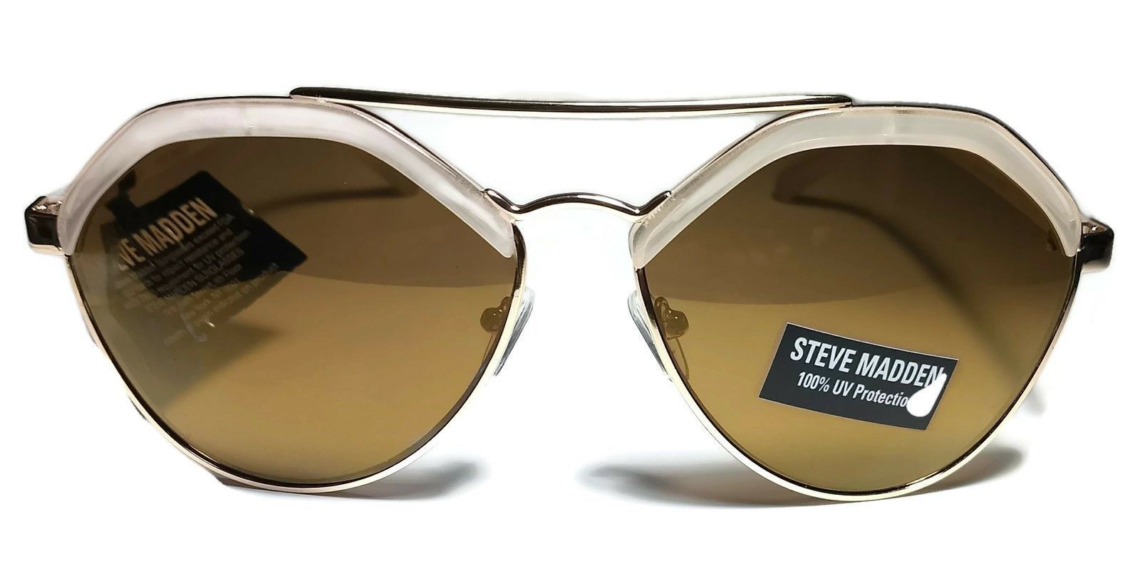 c340d8a6e62e Steve Madden Gold Aviator Sunglasses « One More Soul