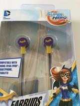 DC Comics Batgirl Earbuds - $9.46