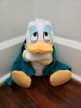 "Disney Store 14"" Donald Duck Get Well Soon Plush - $24.18"