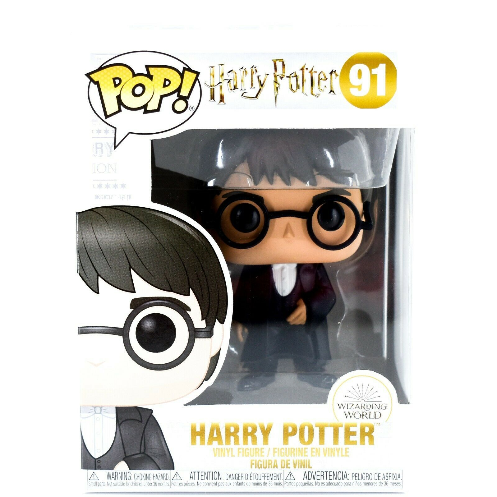 Funko Pop! Harry Potter Yule Ball Outfit #91 Vinyl Action Figure
